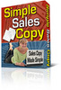 Simple Sales Copy Creator Software PLR