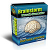 Thumbnail Brainstorm Domain Generator PLR