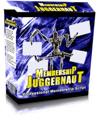 Product picture Membership Juggernaut PLR