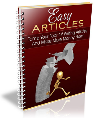 Product picture Easy Articles (PLR)