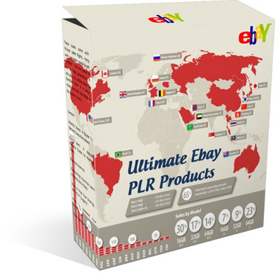Product picture Ultimate ebay PLR products
