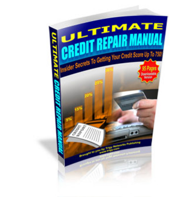 Product picture Ultimate Credit Repair Manual MRR