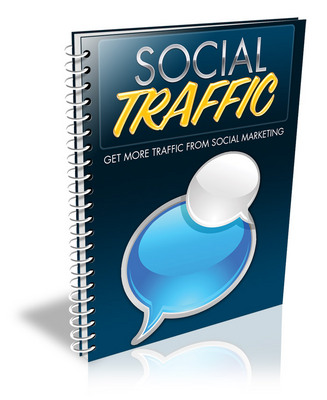 Product picture Social Marketing HTML Template Ebooks PLR