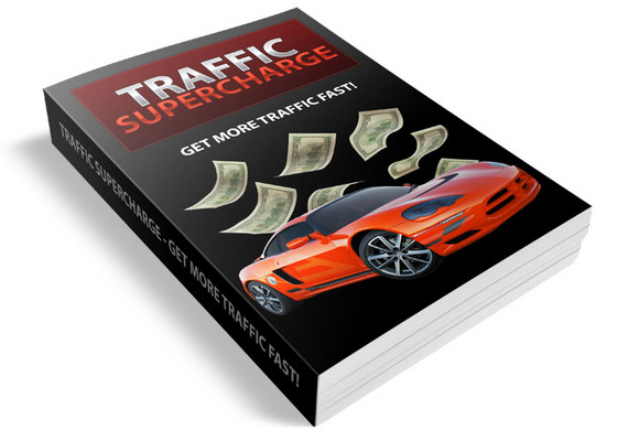 Product picture Traffic Generation HTML Template Ebooks PLR
