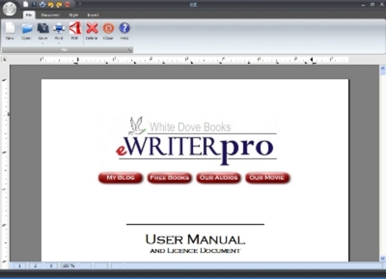 Product picture eWriterpro Professional eBook Creator MRR