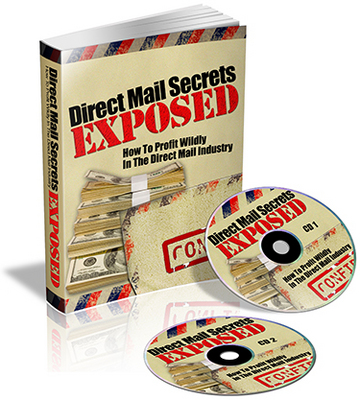 Product picture Direct Mail Secrets Exposed eBook & Audio PLR