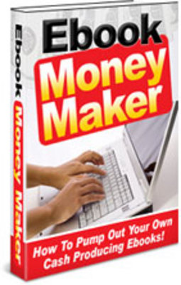 Product picture Ebook Money Maker PLR