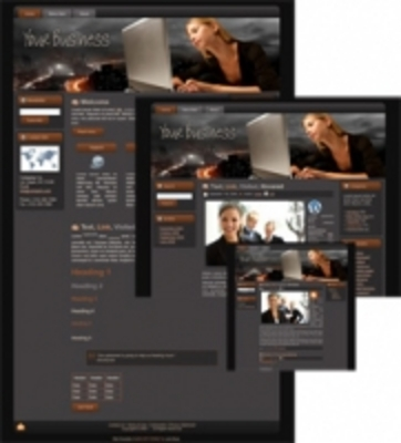 Product picture Business WP Theme 01 MRR