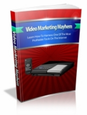 Product picture Video Marketing Mayhem MRR